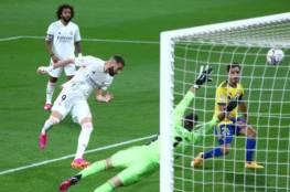 فيديو.. بنزيما يقود ريال مدريد لضرب قادش بثلاثية مؤلمة