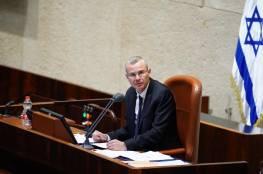 ليفين: آن الأوان لإنهاء جولات الانتخابية وتشكيل حكومة يمين مستقرة