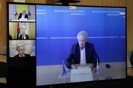 جان أسيلبورن: سنواصل دعم الأونروا.. وضم أجزاء من الضفة الغربية ينتهك القانون الدولي