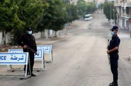 داخلية غزة تقرر تخفيف الإجراءات المشددة في المناطق المصنفة حمراء
