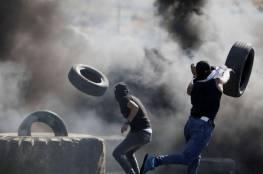"""""""الهلال"""": تعاملنا مع 110 إصابات في مواجهات ببلدة بيتا"""