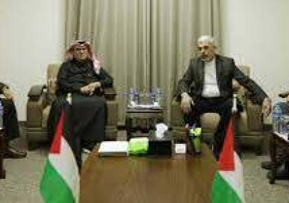 """""""يديعوت"""": المحادثات بين قيادة حماس والسفير العمادي لم تحرز تقدماً"""