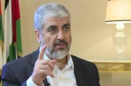مشعل ينتقد مواقف بعض الدول العربية: هذا الأمر ليس مشرفاً