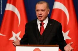 أول تعليق من أردوغان على أحداث الكونغرس