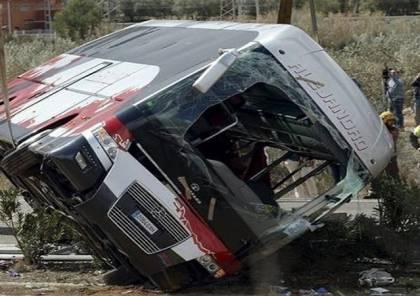 مصرع 7 أشخاص وإصابة 30 جراء اصطدام حافلة ومقطورة في الاكوادور