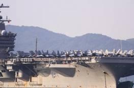 البنتاغون: حاملة الطائرات الأمريكية ستبقى في الخليج بسبب التهديدات الإيرانية