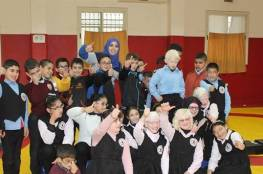 الشبكة الفلسطينية لحقوق الطفل تنظم نشاطاً لجمعية الكفيف