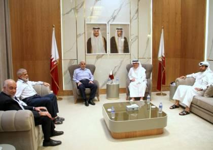 """""""معاريف"""" تكشف عن خيارات مطروحة لتحقيق تقدم في قضية المنحة القطرية"""