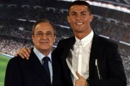 رئيس ريال مدريد: كريستيانو سيعود يوما ما