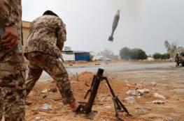 قوات الوفاق الليبية تشن هجوما على مدينة تحت سيطرة حفتر