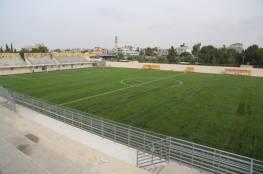 ملعب بيت حانون البلدي جاهز لاستقبال تدريبات الأندية