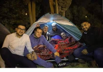 بركة: مستمرون في احتجاجاتنا حتى القضاء على العنف