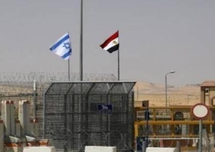 بالتزامن مع زيارة رئيس المخابرات المصرية.. وفد أمني اسرائيل في القاهرة
