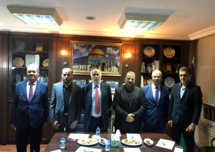 حماس : الحوار مع فتح ليس بديلا عن الحوار الوطني الشامل