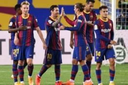 أسباب تجعل برشلونة يحلم بالدوري الإسباني