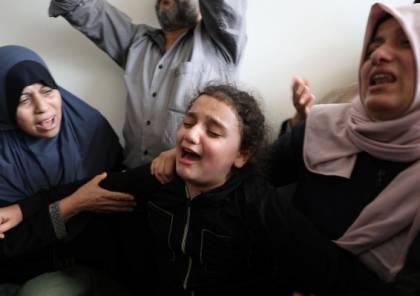 أبو العطا زار ابنته بيوم ميلادها ... فاستشهد