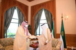 أمير الكويت يتسلم رسالة خطية من العاهل السعودي تتضمن دعوة لزيارة المملكة