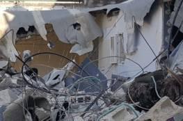 الاحتلال يهدم منزل الاسير قسام البرغوثي في كوبر شمال رام الله
