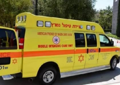 الإعلام العبري: إصابة مستوطن في حادثة إطلاق نار بقرب حاجز قلنديا