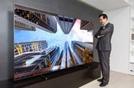 سامسونج قد تطلق جهاز تلفاز عديم الحواف