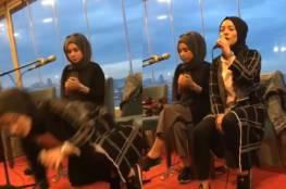 فيديو.. لحظة وفاة فتاة تركية أثناء غنائها في حفلة!