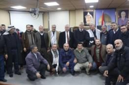 حملة استقالات جماعية في فتح بطولكرم