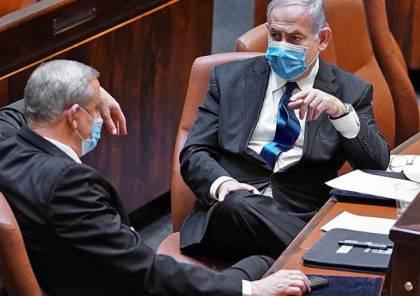 نتنياهو يتجه لطلب تمديد مهلة لتشكيل الحكومة وغانتس يرفض الانضمام إليه