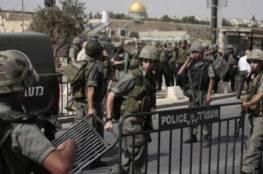 الاحتلال يُبعد أسيرين محررين عن القدس وضواحيها