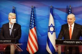 نتنياهو مستقبلا أوبريان: ملتزمون بالعمل ضد إيران
