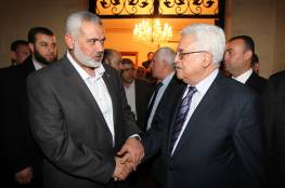 تفاصيل الاتصال الهاتفي بين الرئيس عباس وهنية: فتح وحماس وكافة الفصائل في خندق واحد