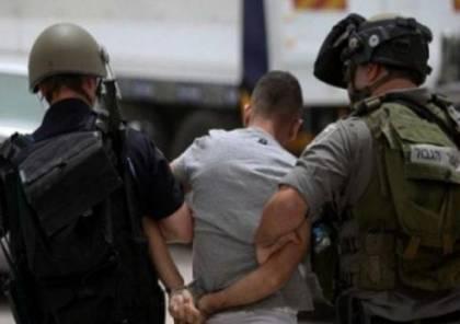 الاحتلال يعتقل 19 مواطنا بالضفة فجر اليوم