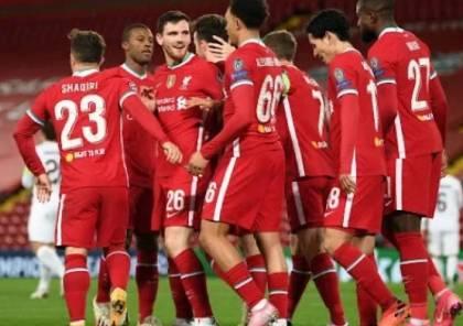 ليفربول يخطط للتعاقد مع قاهر ريال مدريد