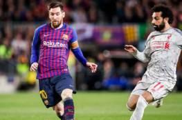 رونالدو ومحمد صلاح يهددان تتويج ميسي بـ الكرة الذهبية 2019