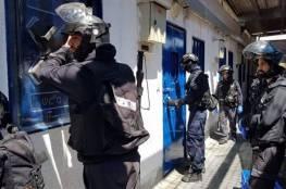 """إصابة ثلاثة أسرى بالرصاص إثر اقتحام قوات القمع قسم (7) بسجن """"مجدو"""""""