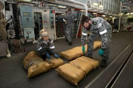 مصادرة مخدرات بقيمة 150 مليون دولار في بحر العرب