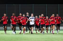 """الوطني يواصل تدريباته في """"المنامة"""""""