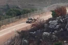 انفجار بدورية إسرائيلية على الحدود اللبنانية