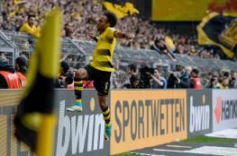 أوباميانج يقود دورتموند للظفر بلقب كأس ألمانيا