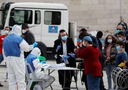 الموساد جلب 100 ألف اختبار لفيروس كورونا ويستعد لاحضار 4 مليون وحدة اخرى