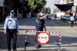 داخلية غزة تتخذ عدة قرارات جديدة لمواجهة فيروس كورونا بالقطاع