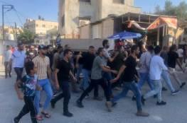 مخيم جنين يشييع جثمان المحرر الشهيد الشبراوي بمسيرة حاشدة