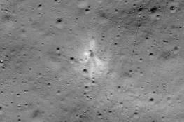 ناسا ترصد حطام مركبة إنزال هندية على سطح القمر