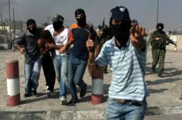 قوات إسرائيلية تختطف 3 اشقاء في رام الله بالضفة المحتلة