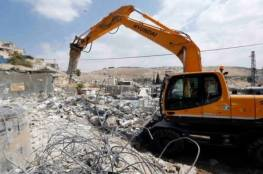 السلطات الإسرائيلية تهدم 3 منازل في قلنسوة وكفر قاسم بأراضي الـ48