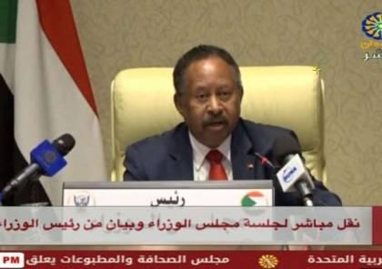 حمدوك: محاولة الانقلاب استهدفت تقويض الانتقال الديمقراطي- (فيديو)