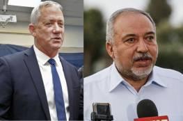 غانتس يتوعد: لن تكون غزة هادئة بحكومتي.. وليبرمان يدعو لتشكيل حكومة باسرع وقت