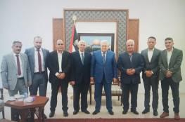 تفاصيل اجتماع الرئيس مع محافظي الخليل وبيت لحم