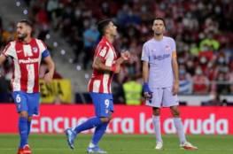 فيديو.. أتلتيكو مدريد يعمق جراح برشلونة ويكبده خسارة جديدة