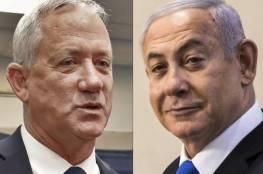 """نتنياهو يهاجم حزب """"كاحول لافان """" والأخير يرد: """"خلي شوية كذب للحملة الانتخابية"""""""