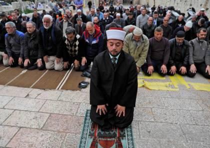 مفتي مصر يندد بإغلاق الاحتلال بوابات الأقصى والاعتداء على المصلين